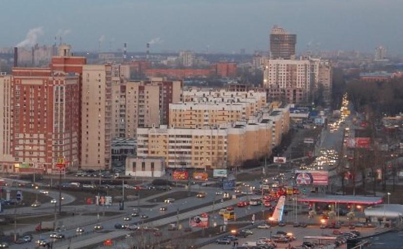Приморский район СПб